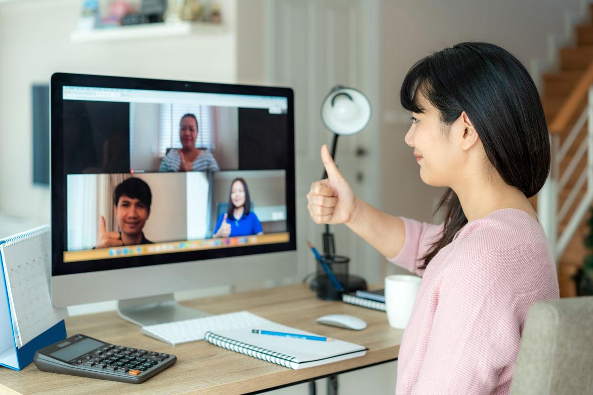 Konsent in online Meetings